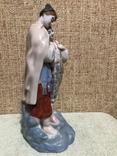 Фарфоровая статуэтка «Майская ночь», фото №4