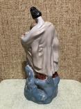 Фарфоровая статуэтка «Майская ночь», фото №8