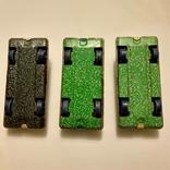 Машинка железная лот 3 шт., фото №3