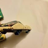 Машинка железная лот 3 шт., фото №6