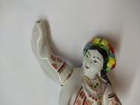 Статуэтка фигурка Украинский танец Барановка под реставрацию, фото №10