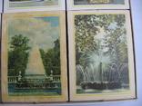 Сувенирные спички Фонтаны Петродворца, СССР, фото №6