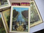 Сувенирные спички Фонтаны Петродворца, СССР, фото №11