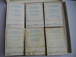 Сувенирные спички Фонтаны Петродворца, СССР, фото №13