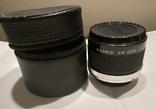 Kenko OP Teleplus MC7 2x Teleconverter Converter Lens. Чехол., фото №3
