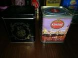 Жестяные банки от кофе, чая, конфет 20 штук, 1990-2000х. г., фото №10