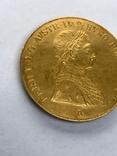 4 дуката 1848 Австро-Венгрия Фердинанд, фото №3