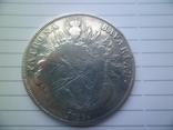 Бавария 1 талер Серебро 1765  рік, фото №5