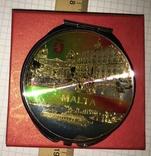 """Новое карманное зеркальце в родной коробке """"Мальта"""", фото №9"""