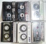 Аудиокассеты 22 шт, фото №4