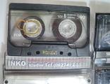Аудиокассеты 22 шт, фото №5
