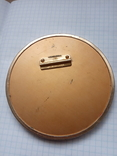 Медаль (8) настольная Ленин (Соколов) ЛМД 117694, фото №3