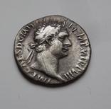 Денарий Домициан вес 2.67 гр, фото №2