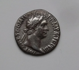 Денарий Домициан вес 2.67 гр, фото №7