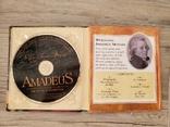 CD музыка. Моцарт. Классика, фото №3