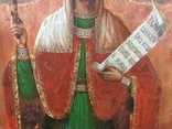 Св.Мученица Параскева(48.5х39.5) писала послушница Анастасия Феодорова, фото №12