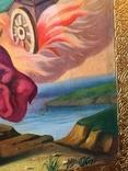 Икона Огненное Восхождение Ильи, фото №4