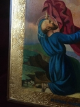 Икона Огненное Восхождение Ильи, фото №5