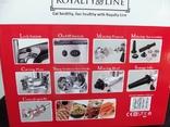 Мясорубка  ROYALTY  LINE  EMG-1200    1400W НОВА №-2 з Німеччини, фото №4