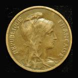 Франция 5 сентим 1913, фото №2