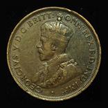 Австралия 1 пенни 1911, фото №3