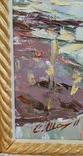 *Лагидний ветер* х/м, 72*54 Заслуженный Худ.Украины Шаповалов С.Г.,2011г., фото №3