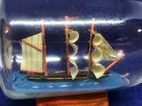 Сувенир «Корабль в бутылке», фото №6