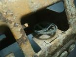 ЛТЗ самосвал, грузовая жестяная машинка ссср, фото №7