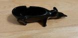Пепельница Мышь керамика, фото №6