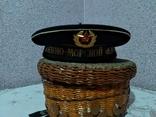 Бескозырка ВМФ СССР, фото №2