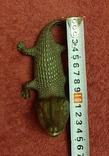 Пепильница крокодил, фото №6