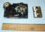 Лентопротяжный механизм под микрокассету, с автоответчика., фото №4