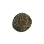 Валентиниан І - Император,штандарт,пленник  ( 367 - 375 ) Siscia, фото №2