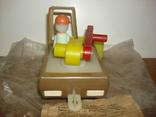 Игрушка экскаватор.в заводской упаковке., фото №6