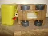 Игрушка экскаватор.в заводской упаковке., фото №7
