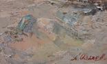 *Голубая бухта*х/м ,70*80 ,Заслуженный худ.Украины Ольхов А.В.,2006г, фото №4