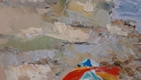 *Голубая бухта*х/м ,70*80 ,Заслуженный худ.Украины Ольхов А.В.,2006г, фото №6