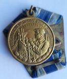 Медаль За восстановление предприятий чёрной металлургии юга., фото №7