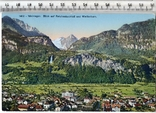 Швейцария. Майринген. 1950 год., фото №2