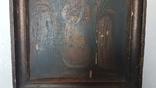 Икона,старинная. Покровительница семьи и брака. Гурий, Авив, Самон., фото №6