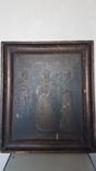 Икона,старинная. Покровительница семьи и брака. Гурий, Авив, Самон., фото №2