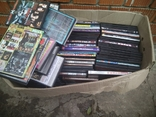 Коллекция дисков, 176 шт., фото №2