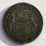 1 талер  1766 года, Бургау, фото №2