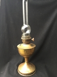 """Керосиновая лампа, """"Famos"""" Англия, фото №2"""
