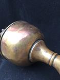 """Керосиновая лампа, """"Famos"""" Англия, фото №8"""