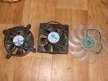 Вентиляторы охлаждения, фото №3