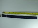 Ремешок типа Nato 18мм, фото №2