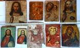 9 икон под восстановление., фото №2