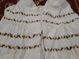 Сорочка жіноча з мережкою 1, фото №2