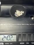 Кулон на цепочке из серебра 925° 2,40 гр., фото №9
